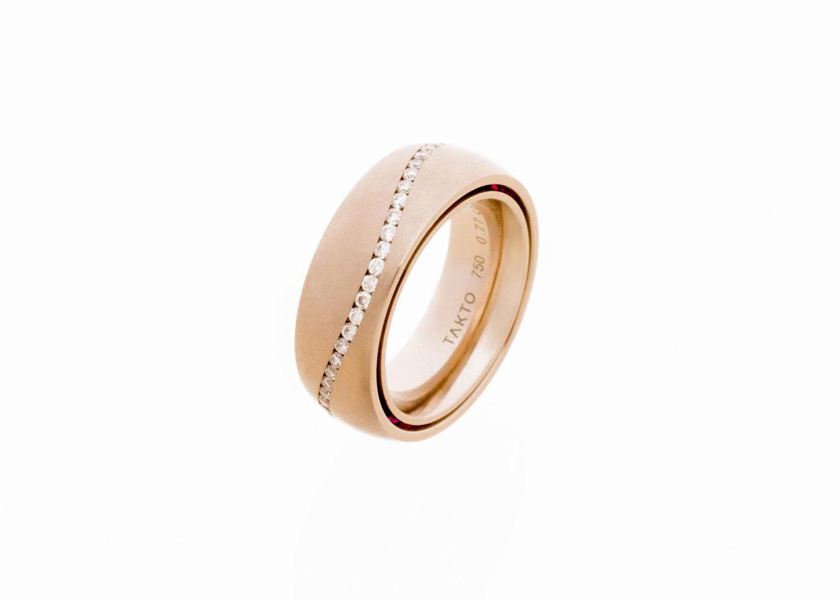 TAKTO Ring – beweglicher Ring